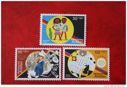 Cultuurzegels NVPH 973-975 1991 MNH POSTFRIS NEDERLANDSE ANTILLEN  NETHERLANDS ANTILLES - Curazao, Antillas Holandesas, Aruba