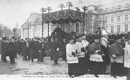 Dynastie   Funérailles De Léopold II  Belgisch Koningshuis Koning Koningin    I 177 - Familles Royales