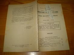 Mâcon 1946:Exhumation Corps Militaires.Reglementation Pêche.Logement:prime Au Départ.Honoraires Vétérinaires Sanitaires - Historische Documenten