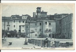Italie, Passignano Sul Trasimeno (1933) - Italia