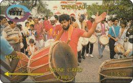 Trinidad & Tobago Phonecard  Misic Band - Trinidad & Tobago
