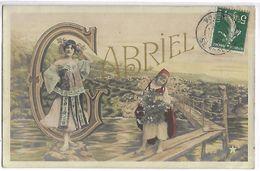 PRENOM - GABRIEL - Prénoms