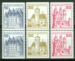BRD 913,914,916IC/D ** Postfrisch - [7] West-Duitsland
