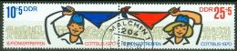 DDR 1596/97ZD O Tagesstempel - [6] Oost-Duitsland