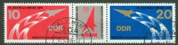 DDR 2268/69 Dreierstreifen O Tagesstempel - [6] Oost-Duitsland