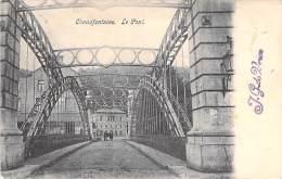 BELGIQUE Belgium ( Liège ) CHAUDEFONTAINE : Le Pont -  CPA - ( Belgien België Belgio Bélgica ) - Chaudfontaine