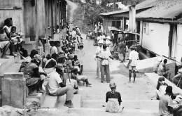 GABON Gabun -  LAMBARENE : Stratje - CPSM Photo Format CPA Postée 1961  - - Gabon