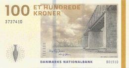 DENMARK 100 KRONER 2015 P-66d UNC [DK936d] - Denmark