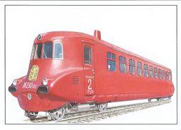 Picture Postcard 876 Czech Republic Slovenska Strela Motor Coach 2016 - Trains
