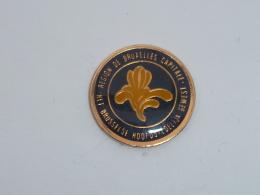 Pin's REGION DE BRUXELLES, CAPITALE - Cities
