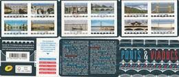 Carnet 2017 - Ponts Et Viaducs - NEUF - NON PLIE - Tirage : 3 700 000 Exemplaires - Carnets