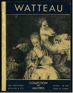 Kleines Heft  -  Maler Antoine Watteau 1684 - 1721 - Bücher, Zeitschriften, Comics