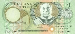 TONGA 1 PA´ANGA 1995 PICK 31b UNC - Tonga