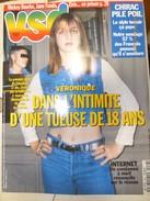 Revue VSD N° 968 (14 Au 20/03/96).  Scan Couverture Et Programme (Chirac - Juppé - Mobutu...) - People