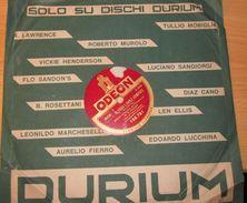 Si Vous L'aviez Compris / O Marenariello Di Mazzei G. Rey Odeon 78 Giri - 78 Rpm - Schellackplatten