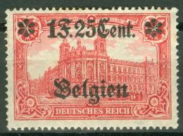 Landespost In Belgien 23 ** Postfrisch - Occupation 1914-18