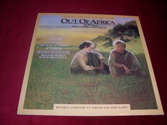 BANDE DE FILM   °  OUT OF AFRICA  SOUVENIR D'AFRIQUE  MUSIQUE DE JOHN BARRY - Música De Peliculas