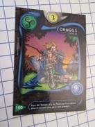 Carte Du Jeu DEUS N° 100 OENGUS (Civilisation CELTE ) , En Très Bon état , Voir Photos - Group Games, Parlour Games