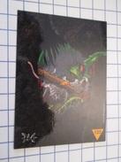 Carte Du Jeu DEUS N°123 , En Très Bon état , Voir Photos - Unclassified
