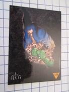 Carte Du Jeu DEUS N°128 , En Très Bon état , Voir Photos - Unclassified