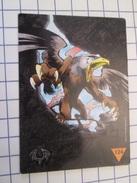 Carte Du Jeu DEUS N°124 , En Très Bon état , Voir Photos - Group Games, Parlour Games