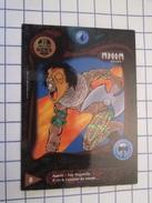 Carte Du Jeu DEUS N°8 MBOOM (Civilisation AFRIQUE), En Très Bon état , Voir Photos - Unclassified