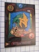 Carte Du Jeu DEUS  N°10 GLA (Civilisation AFRIQUE), En Très Bon état , Voir Photos - Group Games, Parlour Games