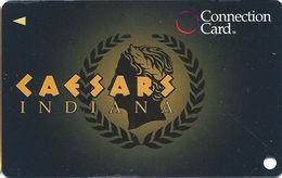 Caesars Casino - Corvdon, IN - BLANK Slot Card - Casino Cards