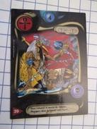 Carte Du Jeu DEUS  N°39 THOT  (Civilisation EGYPTE), En Très Bon état , Voir Photos - Group Games, Parlour Games