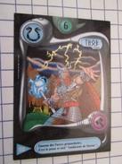 Carte Du Jeu DEUS N°50 THOR Tillard  (Civilisation VIKING), En Très Bon état , Voir Photos - Group Games, Parlour Games