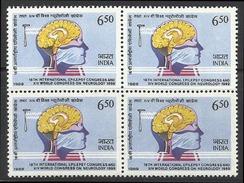 Neurology Epilepsy Human Brain Anatomy BLOCK In Medical Health Medicine Gesundheit Médicament Santé Médical Medizinisch - Medicine