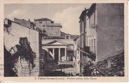 Q271 S. FELICE CIRCEO - VEDUTA ESTERNA DELLA CHIESA - Latina