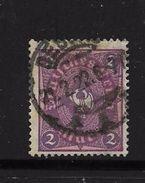 ALLEMAGNE-EMPIRE 1922/23  YVERT N°193  OBLITERE - Usati