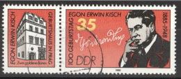DDR 2940Zf O Tagesstempel - [6] Oost-Duitsland