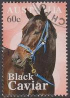 AUSTRALIA - USED 2013 60c Black Caviar - Racehorse - Usati
