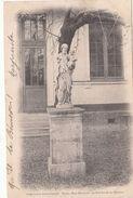 Cp , 75 , PARIS , Institution Saint-Joseph , Rue Chabrol , Le Patron De La Maison - France