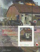 SAINT MIHIEL BATAILLE DE L OFFENSIVE DES CENT JOURS  ENTRE LE 12-14 SEPTEMBRE 1918 SUR TIMBRES ÉDITES AU NIGER - Niger (1960-...)