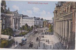 ROMANIA - Bucuresti, Piata Postei - Roumanie