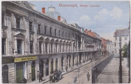 ROMANIA - Bucuresti, Strada Lipscani - Roumanie