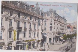 ROMANIA - Bucuresti, Hotelurile Astoria Si Palace - Roumanie