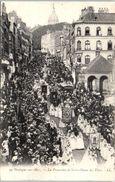 62 - BOULOGNE Sur MER --  La Procession De Notre Dame Des Flots - Boulogne Sur Mer