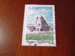 FRANCE TIMBRE OBLITERATION CHOISIE  YVERT N° 4087 - Usati