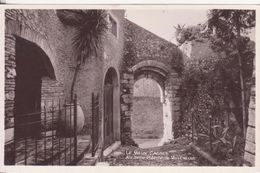 CSM - 1811. LE VIEUX CAGNES -  Ancienne Poterne De Villeneuve - Cagnes-sur-Mer