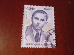 FRANCE TIMBRE OBLITERATION CHOISIE  YVERT N° 4107 - France