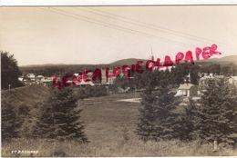 CANADA - QUEBEC  SAINT RAYMOND   CARTE PHOTO  ECRITE 23-10-1951 - Quebec