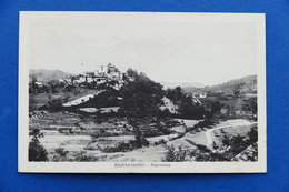 Cartolina - Bardassano - Panorama - 1934 - Italia