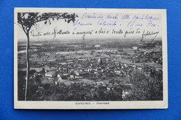 Cartolina - Gassino - Panorama - 1944 - Italia