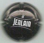 Capsule De Muselet - [bière] Jenlain - Logo Blanc - Bière