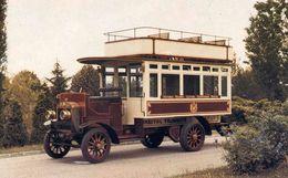 AUTOMOBILE /  /  L 38  /   AUTOBUS  BERLIET 1913  CPM / CPSM   10 X 15 - Buses & Coaches