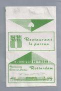 Suikerwikkel.- Restauratie Centraal Station ROTTERDAM. Restaurant 1e Perron. - W. V. Oordt & Co. - Sugars